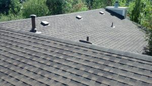 New Roof from Rustic Mountain Custom Homes and Roofing